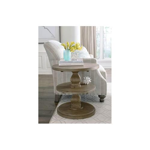 Bronwin Accent Table