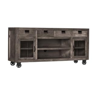 See Details - Industrial Media Console - Grey