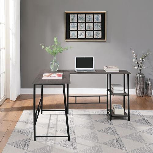"""Office Star - Frame Works """"l"""" Desk"""