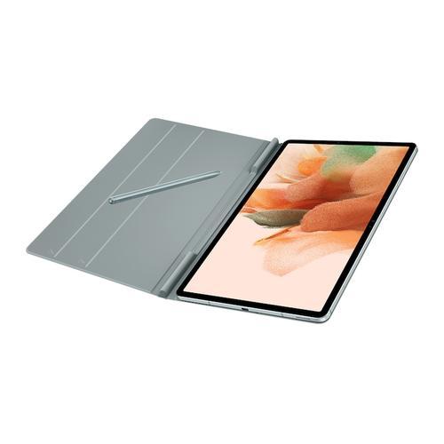Samsung - Galaxy Tab S7 FE Book Cover, Mystic Green