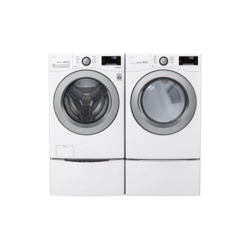Product Image - 7.4 cu. ft. Ultra Large Capacity Smart wi-fi Enabled Electric Dryer