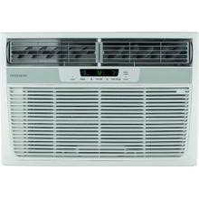 See Details - Frigidaire 12,000 BTU Window-Mounted Room Air Conditioner with Supplemental Heat