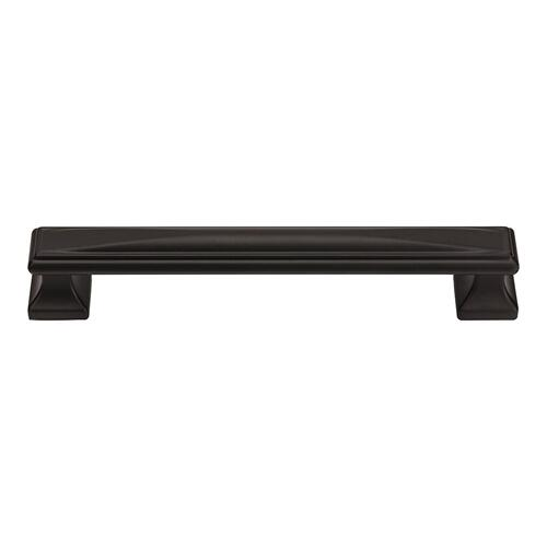 Wadsworth Pull 6 5/16 Inch - Matte Black