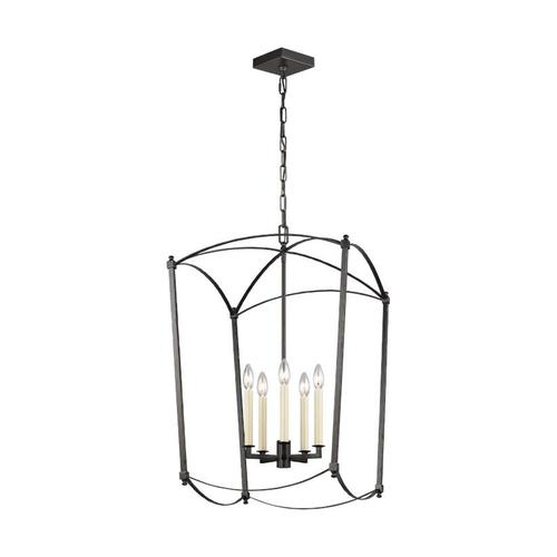 Thayer Large Lantern Smith Steel