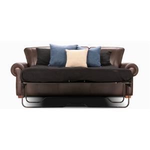 Felix Queen sofa bed (060; Wood legs - Wheat 92)