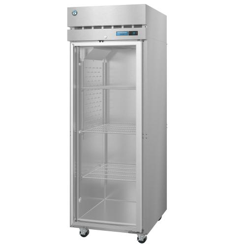 F1A-FG, Freezer, Single Section Upright, Full Glass Door with Lock