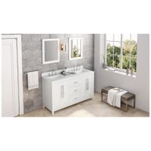"""See Details - 60"""" Cade Vanity, double bowl"""