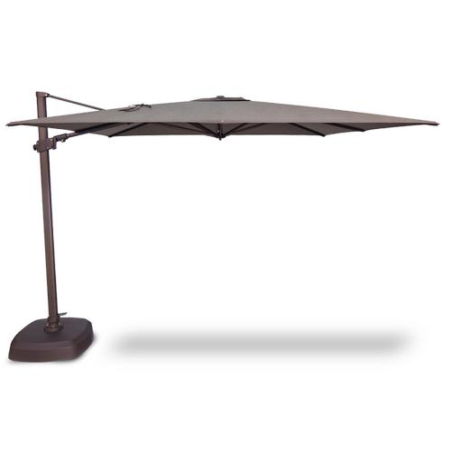 Treasure Garden - AG25TSQR Cantilever - Black
