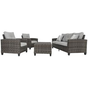 Sofa/chairs/table Set (4/cn)