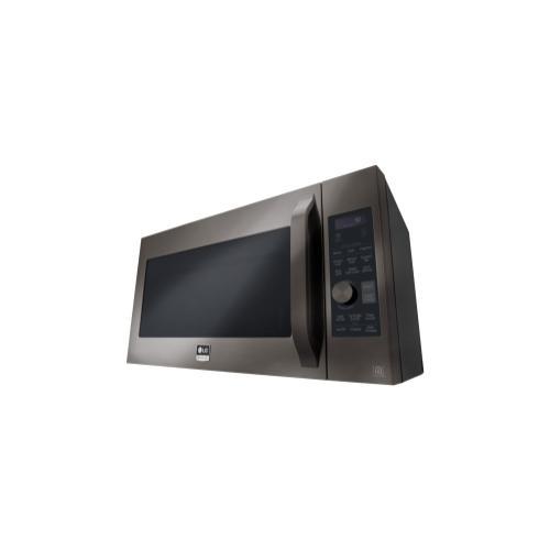 LG Studio - LG STUDIO 1.7 cu. ft. Over-the- Range Convection Microwave Oven