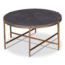 Grey Shagreen Coffee Table