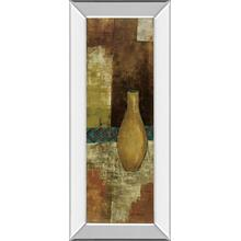 """Autumn Solitude Il"" By John Kime Mirror Framed Print Wall Art"