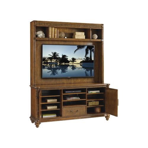 Pelican Cay Entertainment Deck