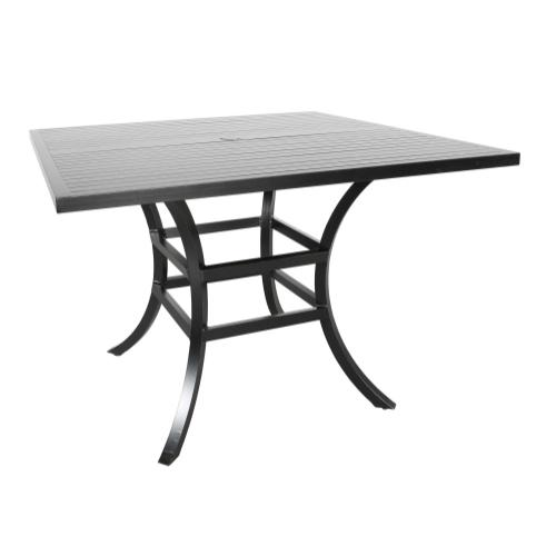 """Monaco Contract 42"""" Square Table Top"""