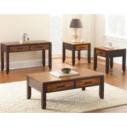Abaco 3-Piece Set(Cocktail & 2 End Tables) Product Image