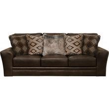 Jackson 437803 Chocolate Sofa