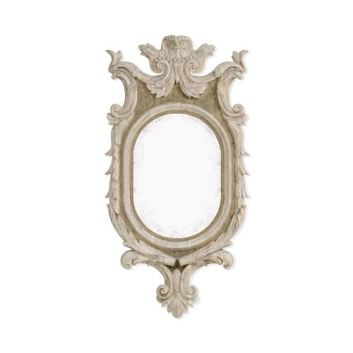Bywater Washed Acacia Mirror