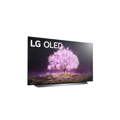 LG - LG C1 55 inch Class 4K Smart OLED TV w/ AI ThinQ® (54.6'' Diag)