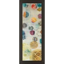 """Casa Blanca Panel I"" By Jeni Lee Framed Print Wall Art"
