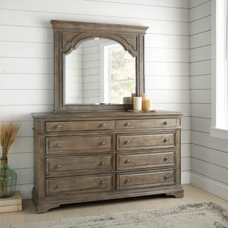 See Details - Harmon Dresser/Mirror