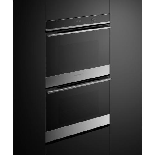 "Double Oven, 30"", 17 Function, Self-cleaning"