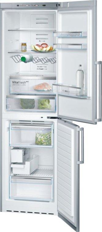 800 Series Freestanding Bottom Freezer Refrigerator 23.5'' Easy Clean Stainless Steel B11CB81SSS