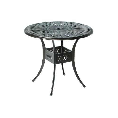 """Florentine 42"""" Round Gathering Table w/ Umb hole"""