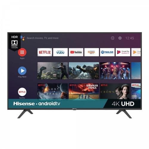 """55"""" Class - H6510G Series - 4k UHD Hisense Android TV (2020) SUPPORT"""