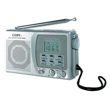 9 World Band Band AM/FM/Shortwave Radio with Digital Display