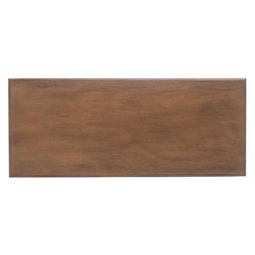 Safavieh - Tinsley Rectangular Console Table - Brown