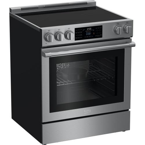 "30"" Slide-In Electric Range"
