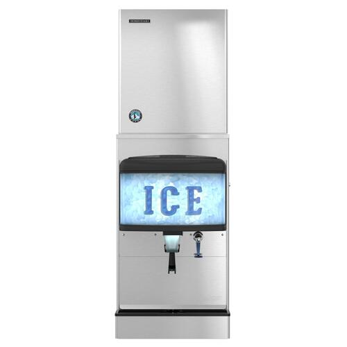 "Hoshizaki - DM-4420N, 22"" W Countertop Ice and Water Dispenser"