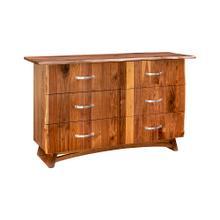 See Details - Sunset Bay 6 Drawer Dresser