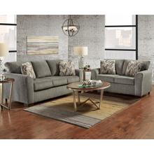 ALLURE QUEEN SLEEPER SOFA in Grey      (3334,28022)