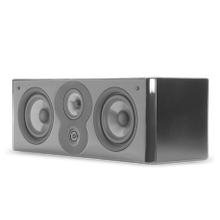 See Details - The Smaller LSiM Center Channel Speaker in Midnight Mahogany
