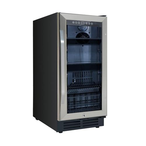 "CLOSEOUT- 15"" Built-In Deluxe Beverage Center"