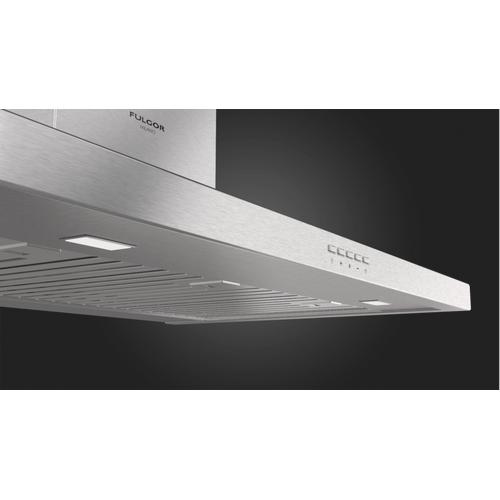 "30"" Chimney Wall Hood - Stainless Steel"