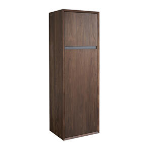 "M4 20x16"" Storage Cabinet - Natural Walnut Product Image"