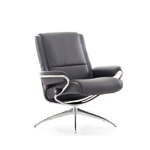 Stressless By Ekornes - Paris chair low back standard base