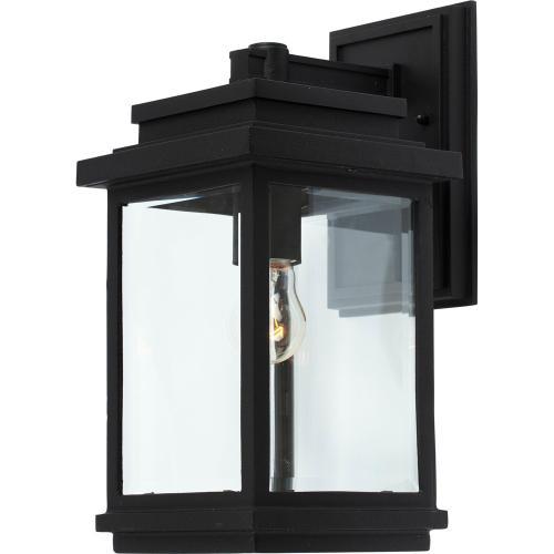 Artcraft - Freemont AC8290BK Outdoor Wall Light