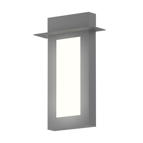 """Sonneman - A Way of Light - Prairie LED Sconce [Size=18"""", Color/Finish=Textured Gray]"""