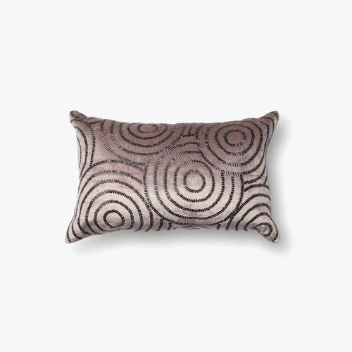 P0110 Charcoal / Black Pillow