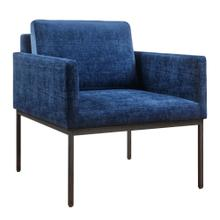 View Product - Canton Navy Velvet Chair