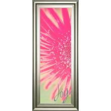 """Joy Flower"" By Susan Bryant Framed Print Wall Art"