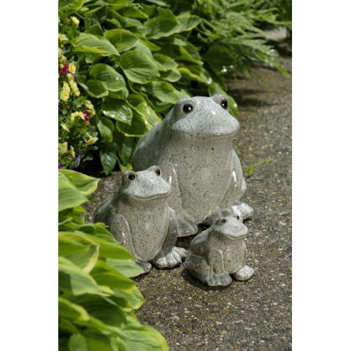Large Calm Frog (4/carton)