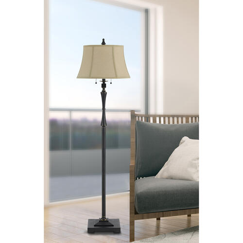 60W X 2 Madison Club Floor Lamp