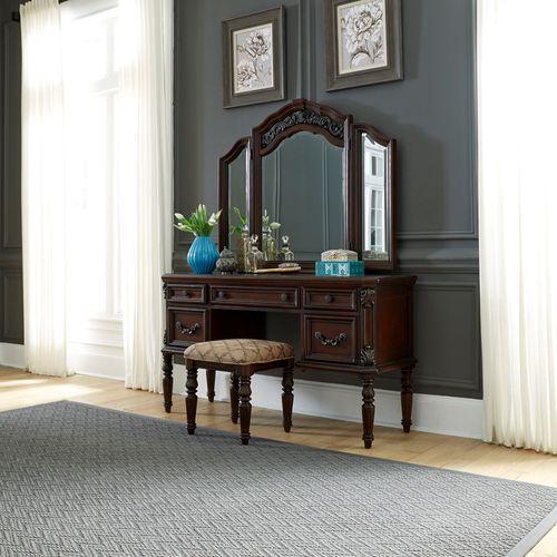 Liberty Furniture Industries - 3 Piece Vanity Set