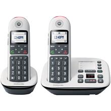 See Details - CD5 Series Digital Cordless Telephone with Answering Machine (2 Handsets)