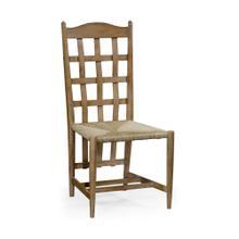 Tarvin Vintage Oak Side Chair