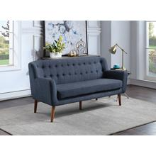 "Mill Lane Mid-century Modern 68"" Tufted Sofa"
